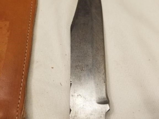 Japan marked original Bowie Knife