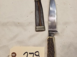 German marked fixed blade