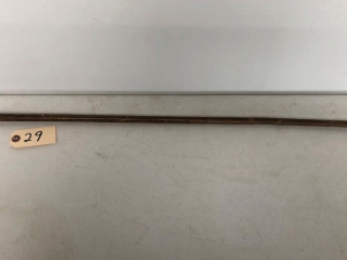 Curved Handled Cane