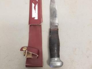 Remington Pal 52 fixed blade