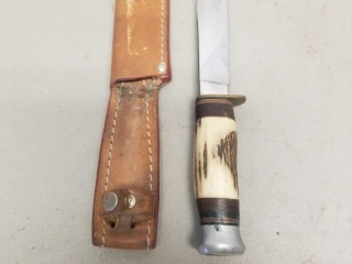 J. Newill & Sons fixed blade