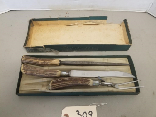 Royal Brand Cutlery Co Carving Set