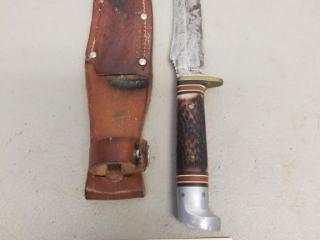 Western fixed blade