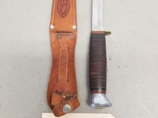 Premier Lifetime German Fixed Blade