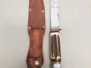 German Dunlap Fixed Blade