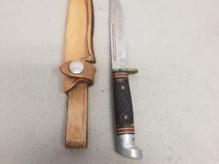 Western USA Fixed Blade