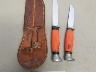 Kabar Fixed Blade Knife Set