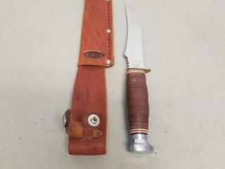 Kabar, Olean, NY 1533 Fixed Blade