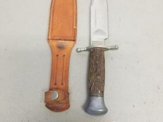 Toledo c-12 Fixed Blade