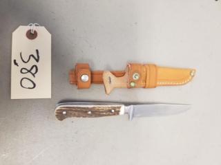 Fox n Hound German Fixed Blade