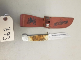 Case XX Elk Hunter 647-5 Fixed Blade