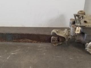 Mall Model 7H 2 Man Chainsaw