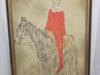 Canvas Picasso Print