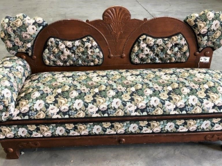 Victorian Day Bed