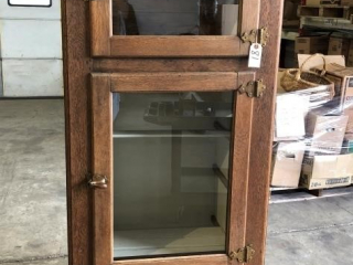 Ice Box Cabinet