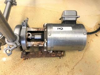 Pump w/Motor