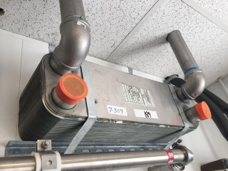 BPX heat exchanger