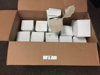 Boxes QT foil seals