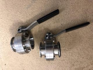 "2"" 2 way valve"