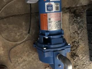 Goulds 1 HP pump