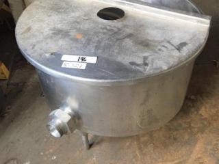 30 Gallon vat/balancing tank