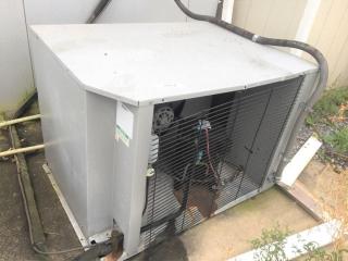 Cooler Compressor with Condenser