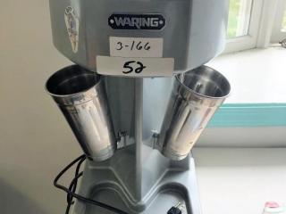 Waring Milshake Machine