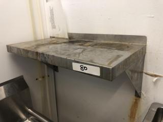 12? x 24? Regency stainless steel shelf