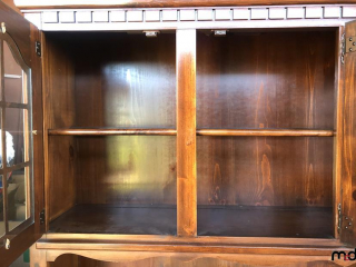 China Cabinet With Extra Glass UNRESERVED