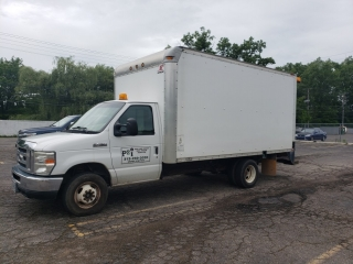 Video Production Business Auction: Box Truck, Cargo Van, Honda Generator