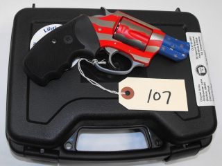 (R) Charter Arms Old Glory 38 SPL Revolver