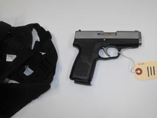 (R) Kahr CW9 9mm Pistol.