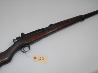 (CR) Japanese Arisaka Type 38 6.5