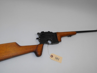 (CR) Mauser Broomhandle 7.63 Carbine.