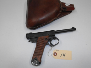 (CR) Japanese Nambu Type 14 8mm Pistol