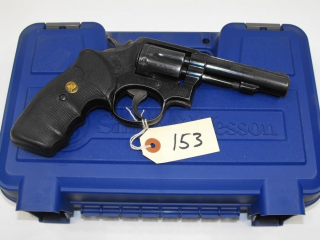 (R) Smith & Wesson 10-6 38 SPL Revolver