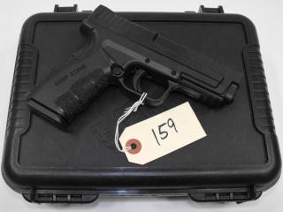 (R) Springfield XD-9 9mm Pistol