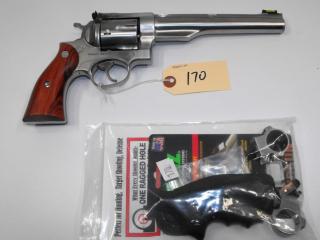 (R) Ruger Redhawk 44 Mag Revolver