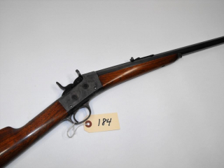 Remington No 2 Sporting 22 Cal