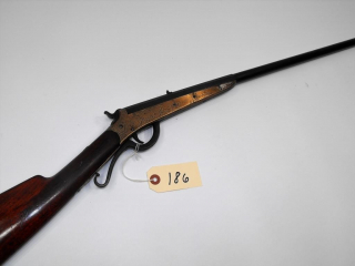 Remington Beals 38 Cal Engraved