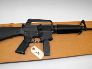 (R) Colt Pre Ban Lightweight Sporter 9mm.