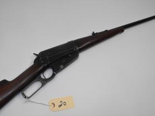(CR) Winchester 1895 303 British