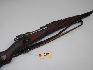 (CR) Italian Mauser 7.92