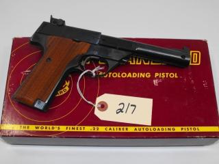 (R) High Standard 106 22 LR Pistol