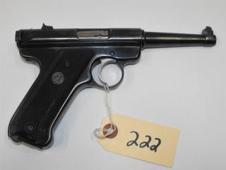 (R) Ruger MKII 22 LR Pistol