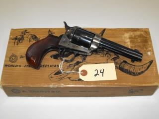 (R) Uberti Cattleman Thunderer 357 Revolver