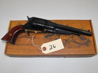 Uberti 1858 Navy Colt 36 Cal Revolver