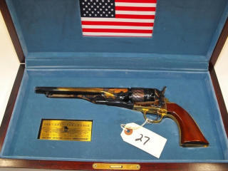 American Remembers 1860 Army 44 Revolver