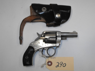(CR) H&R The American 38 Cal Revolver