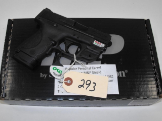(R) Smith & Wesson M&P9 Shield 9mm Pistol